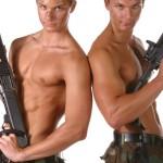 Elijah & Milo Peters - Sexy Mercenaries