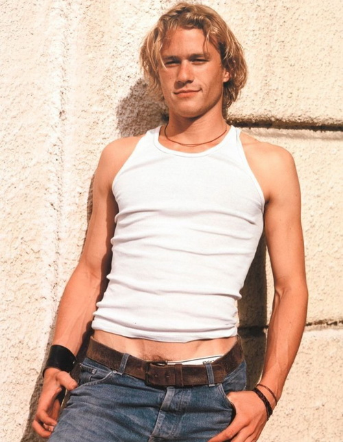 Heath Ledger naked and hot Nude Male Celebs